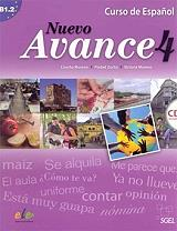 nuevo avance 4 libro del alumno cd photo