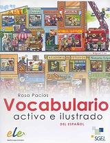 vocabulario activo e illustrado photo