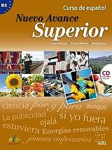 nuevo avance superior b2 libro del alumno cd photo