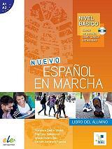 nuevo espanol en marcha basico a1 a2 libro del alumno cd photo
