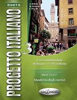 nuovo progetto italiano 3 quaderno degli esercizi photo