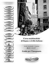 nuovo progetto italiano 3 guida per l insegnante photo