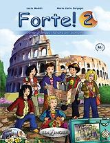 forte 2 libro dello studente ed esercisi cd rom photo