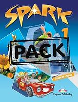 spark 1 pack students book iebook photo