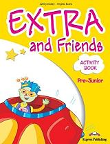 extra and friends pre junior activity book photo