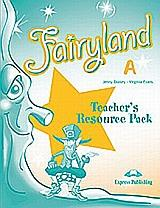 FAIRYLAND JUNIOR A TEACHERS RESOURCE PACK βιβλία   εκμάθηση ξένων γλωσσών