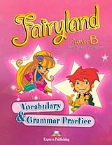 fairyland junior b vocabulary and grammar practice photo