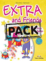 extra and friends pre junior pack pupils book alphabet book multi rom iebook photo