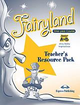 fairyland one year course junior a b teachers resource pack photo