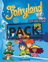 fairyland one year course junior a b book pack photo
