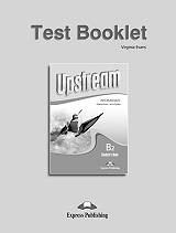 upstream intermediate b2 revised edition test booklet photo