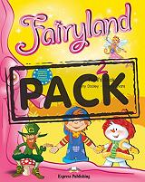FAIRYLAND 2 PUPILS BOOK PACK(+ PUPILS AUDIO CD, DVD PAL & IEBOOK) βιβλία   εκμάθηση ξένων γλωσσών