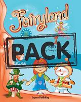 fairyland 1 pack pupils book cd dvd photo