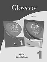 FCE LISTENING AND SPEAKING SKILLS-PRACTICE EXAM PAPERS 1 GLOSSARY FOR THE RIVISE βιβλία   εκμάθηση ξένων γλωσσών