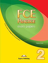 fce practice exam papers 2 students book photo
