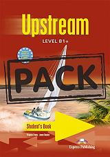 upstream level b1 pack students book cd photo