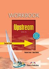upstream level b1 workbook teachers overprinted photo