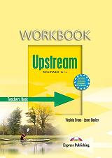 upstream beginner a1 workbook teachers oveprinted photo