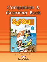set sail 3 companion and grammar book photo