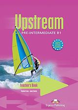 upstream pre intermediate b1 teachers book interleaved photo