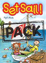 set sail 2 pupils book pack pupils audio cd storybook photo
