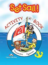 set sail 2 acivity book photo