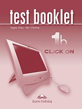 click on 1b test booklet photo