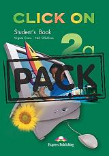 click on 2a students book cd pack photo