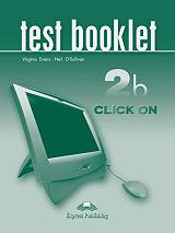 click on 2b test booklet photo