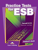 practice test esb level 3 students book photo