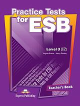 practice test for esb level 3 c2 teachers book photo