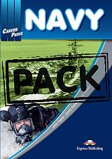 career paths navy students book audio cds uk version photo