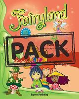 FAIRYLAND 4 PACK PUPILS BOOK (+ Pupils Audio CD, DVD PAL & ieBook) βιβλία   εκμάθηση ξένων γλωσσών