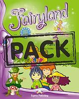 FAIRYLAND 3 PACK PUPILS BOOK(+ Pupils Audio CD, DVD PAL & ieBook) βιβλία   εκμάθηση ξένων γλωσσών