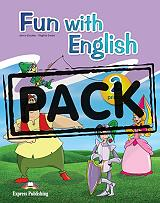 fun with english pack 2 primary pupils book photo