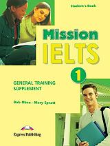 mission ielts 1 general training supplement students book photo