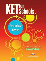 ket for schools practice tests students book photo