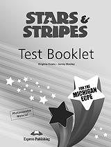 STARS AND STRIPES FOR THE MICHIGAN ECPE TEST BOOKLET (2013) βιβλία   εκμάθηση ξένων γλωσσών