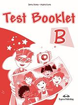 EXTRA AND FRIENDS JUNIOR B TEST BOOKLET βιβλία   εκμάθηση ξένων γλωσσών