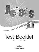 access 1 test booklet photo