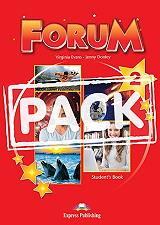 forum 2 power pack students book photo