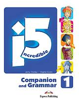 incredible 5 1 companion and grammar book photo