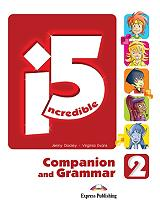 incredible 5 2 companion and grammar book photo