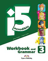incredible 5 3 workbook and grammar book photo