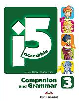 incredible 5 3 companion and grammar book photo