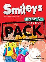 smileys junior b pupils book  multi romiebook photo