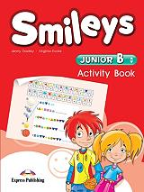 smileys junior b activity book photo