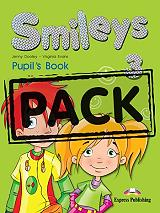 smileys 3 pupils book alphabet book multi rom iebook photo