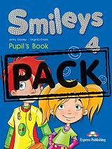smileys 4 pupils book multi rom iebook photo