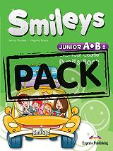 smileys junior a b one year course power pack photo